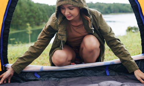 Autumn wind is coming! Three essential equipment for novice campers