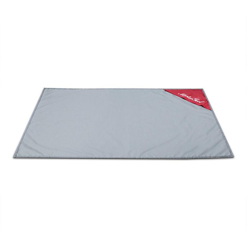 MasterTool - Mini Pocket Nylon Blanket, picnic mat, medium size