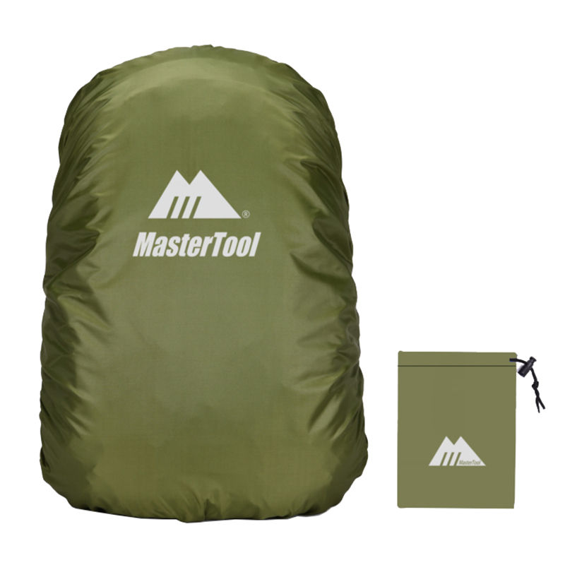 MasterTool - Backpack Cover, Water Resistance, 45L - Green
