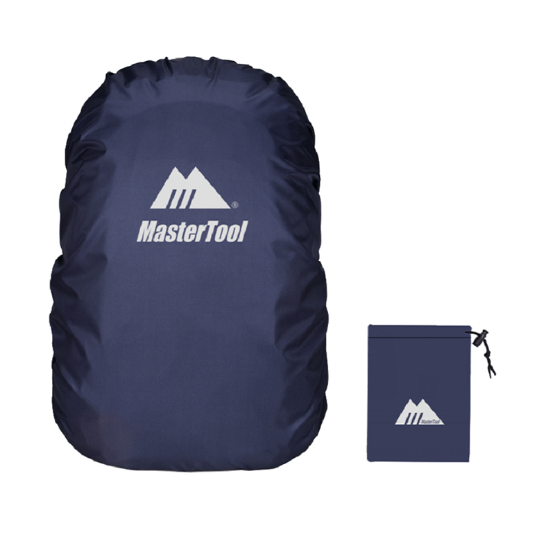 MasterTool - Backpack Cover, Water Resistance, 45L - Blue