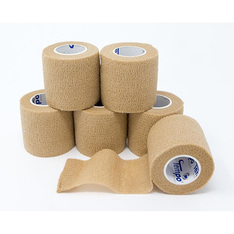 """MasterTool - Co-Ease-Cohesive Bandage  3"""" x 5 yds (7.5CM*4.5M)"""