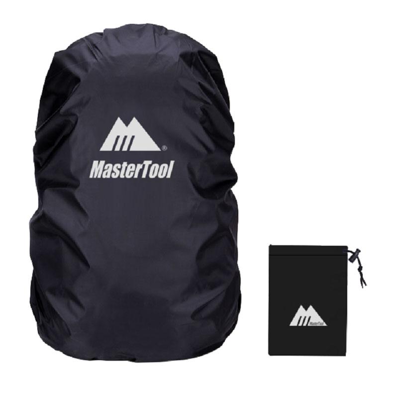 MasterTool - Backpack Cover, Water Resistance, 45L - Black